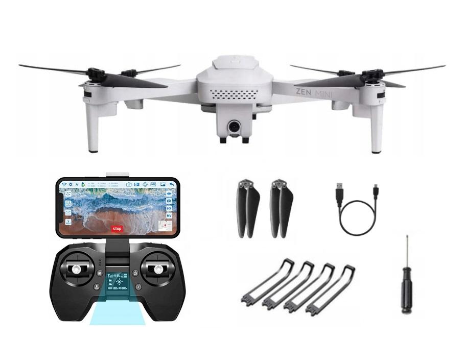Dron Visuo RC ZEN MINI 818G 4k HD FPV GPS 5G RTF