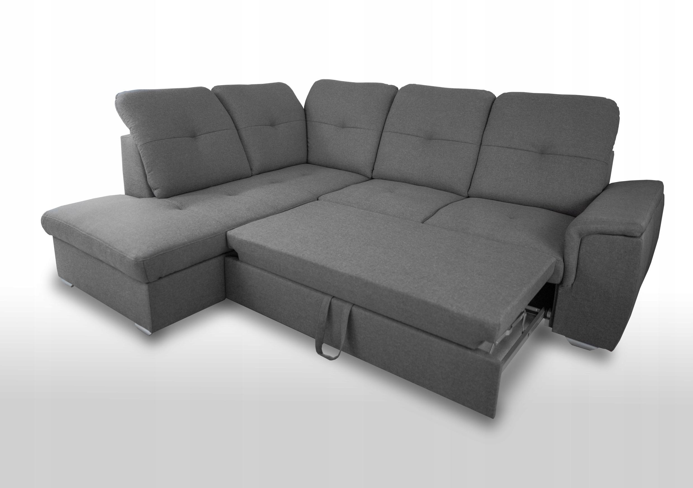 KOMFORTABLE ECKE BLANCO L - FARBEN Die Tiefe der Möbel beträgt 261 cm