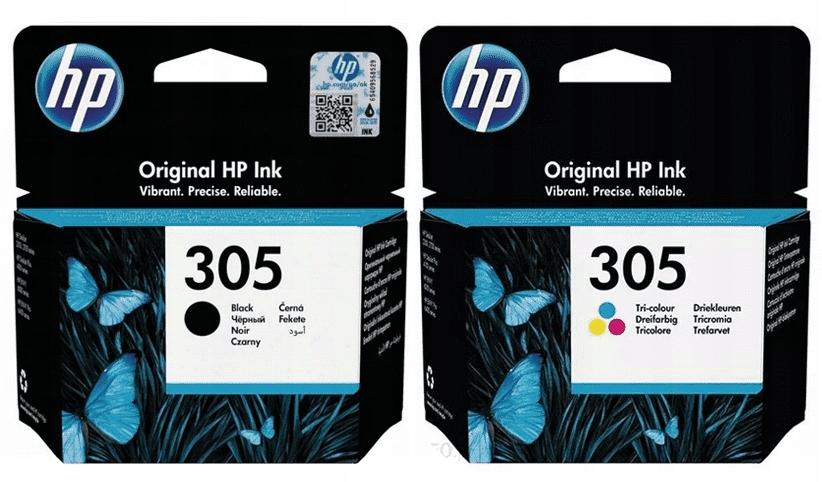 HP 305 tusz do DeskJet 2300, 2710, 2720,