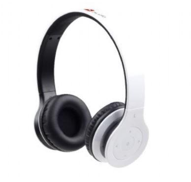 Słuchawki z mikrofonem bezprzewodowe BHP-BER-BK )