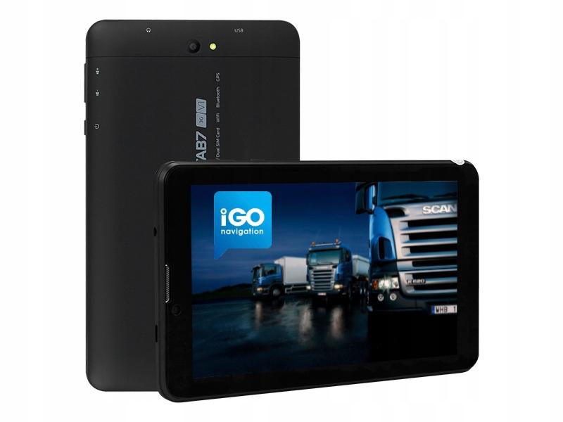 Планшетная навигация IGO TRUCK Primo BLOW 3G V1 Kit