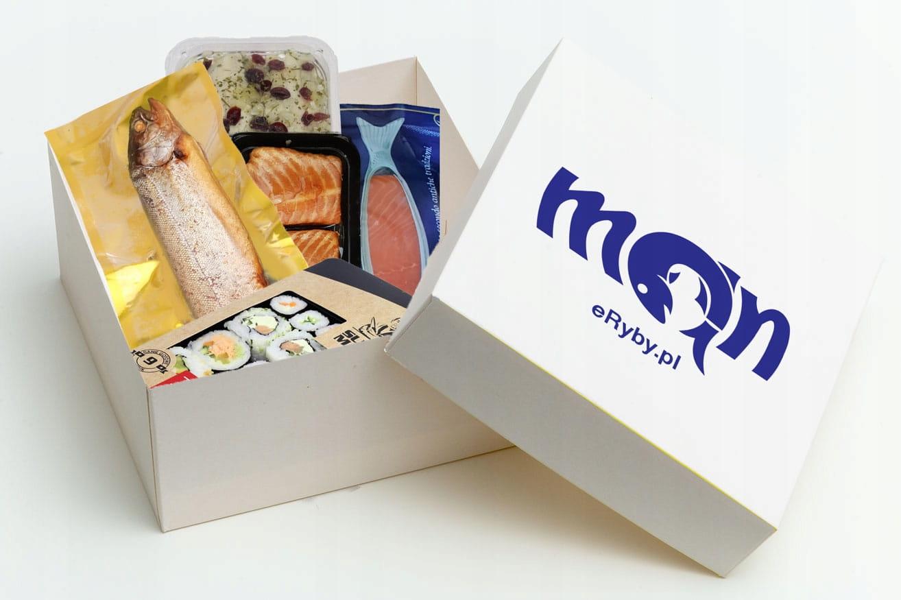 MEGA Pack of Fish с копченой форелью 1,6 кг - eRyby