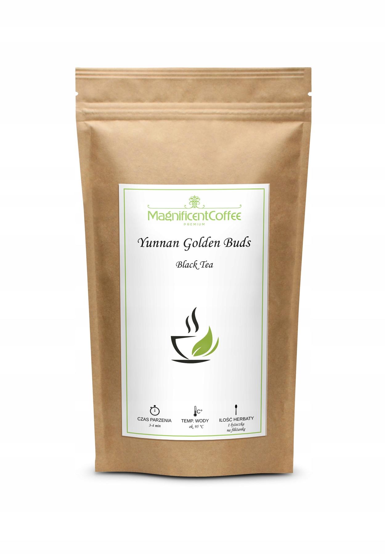 Черный чай Юньнань Golden Buds 100г УНИКАЛЬНО!