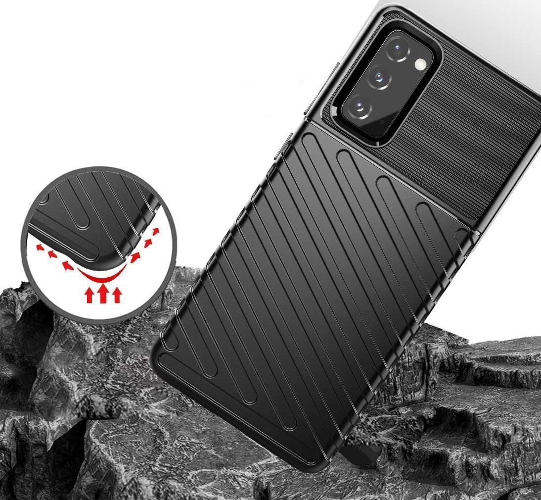 Etui do Samsung Galaxy S20 FE Pancerne Case +Szkło Kod producenta B18A