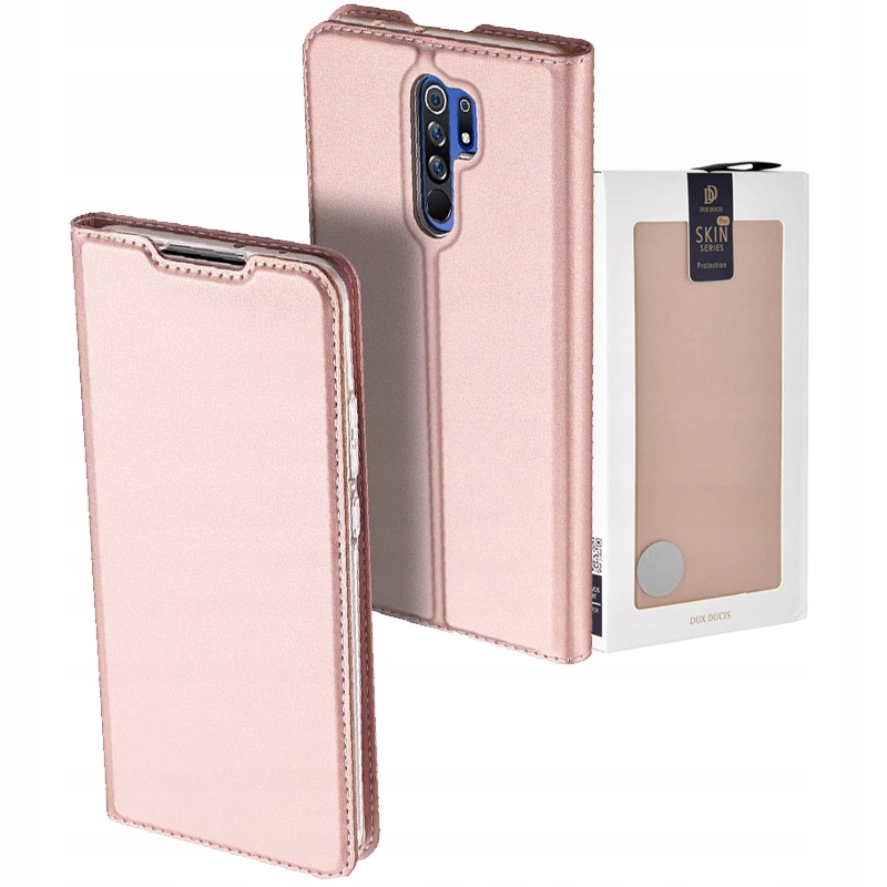 Etui do Xiaomi Redmi 9, Dux Ducis Sp case, cover