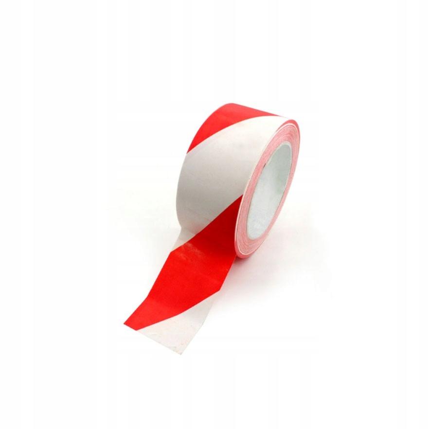 Самоклея лента WHITE-RED