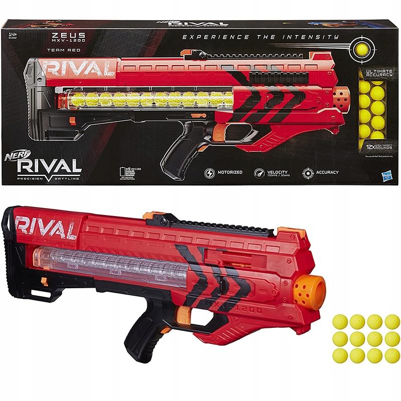 Nerf BB Pistol Rival Zeus 12 BB Launcher