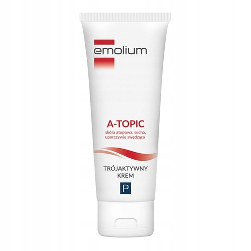 Item EMOLIUM P TRÓJAKTYWNY CREAM 50 ML ITCHING