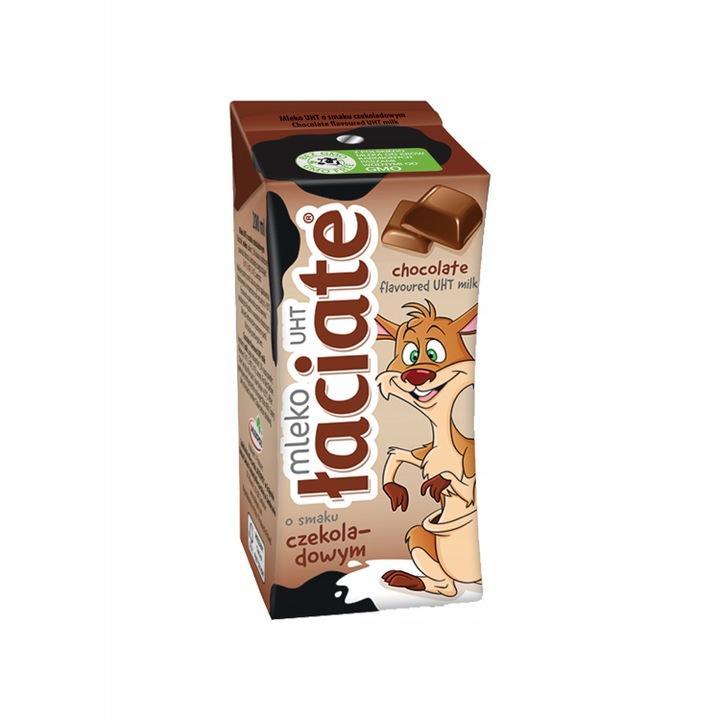 Mleko Łaciate UHT 200ml czekoladowe mleczko