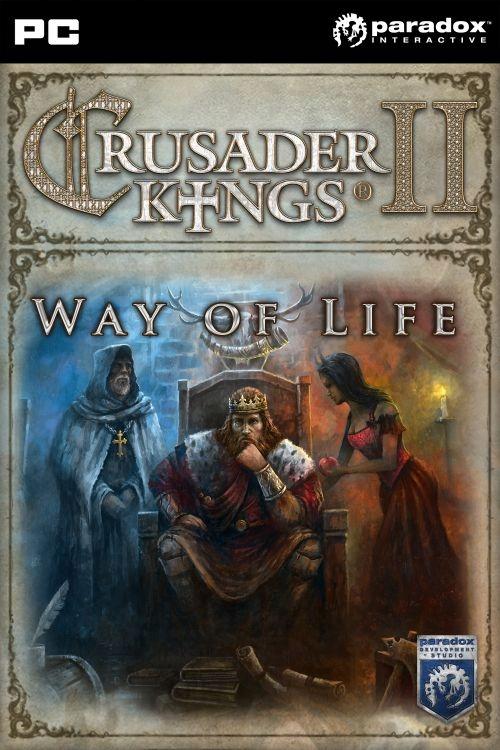 Купить CRUSADER KINGS 2 II WAY OF LIFE PC КЛЮЧ STEAM DLC на Otpravka - цены и фото - доставка из Польши и стран Европы в Украину.