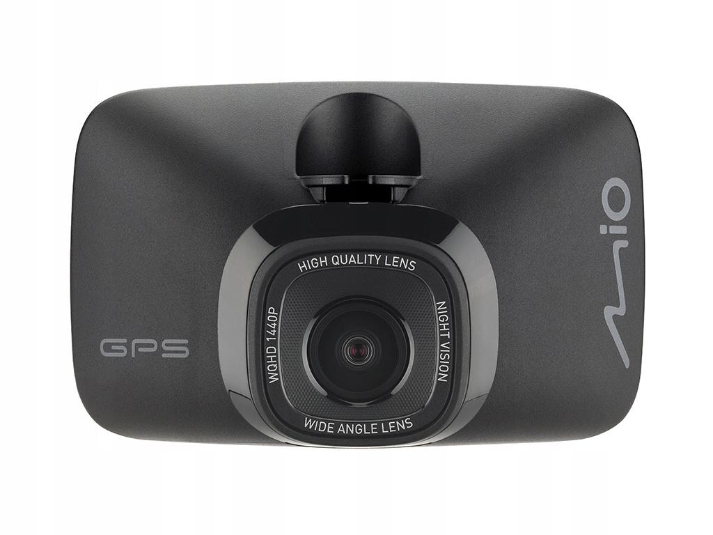 MIO MiVue 812 REJESTRATOR GPS 1440p, 60kl/s, AVG Producent Mio