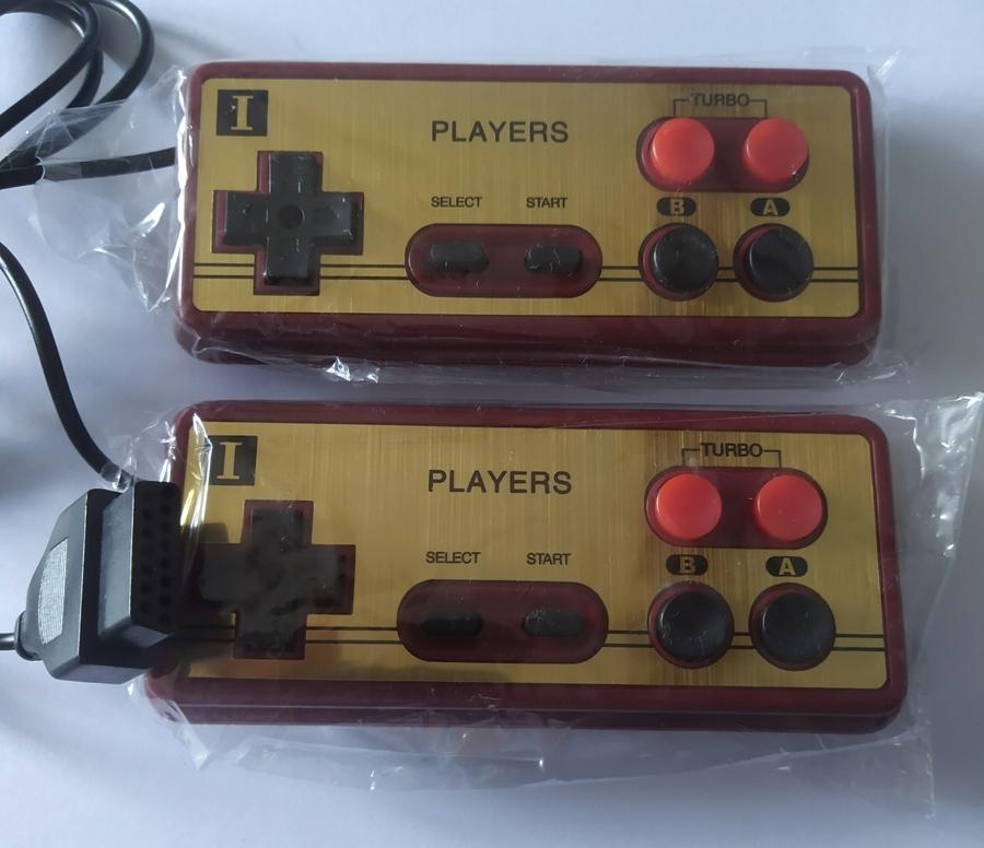 Podložky 15-pinový kábel Pegasus retro Famicom dlhý