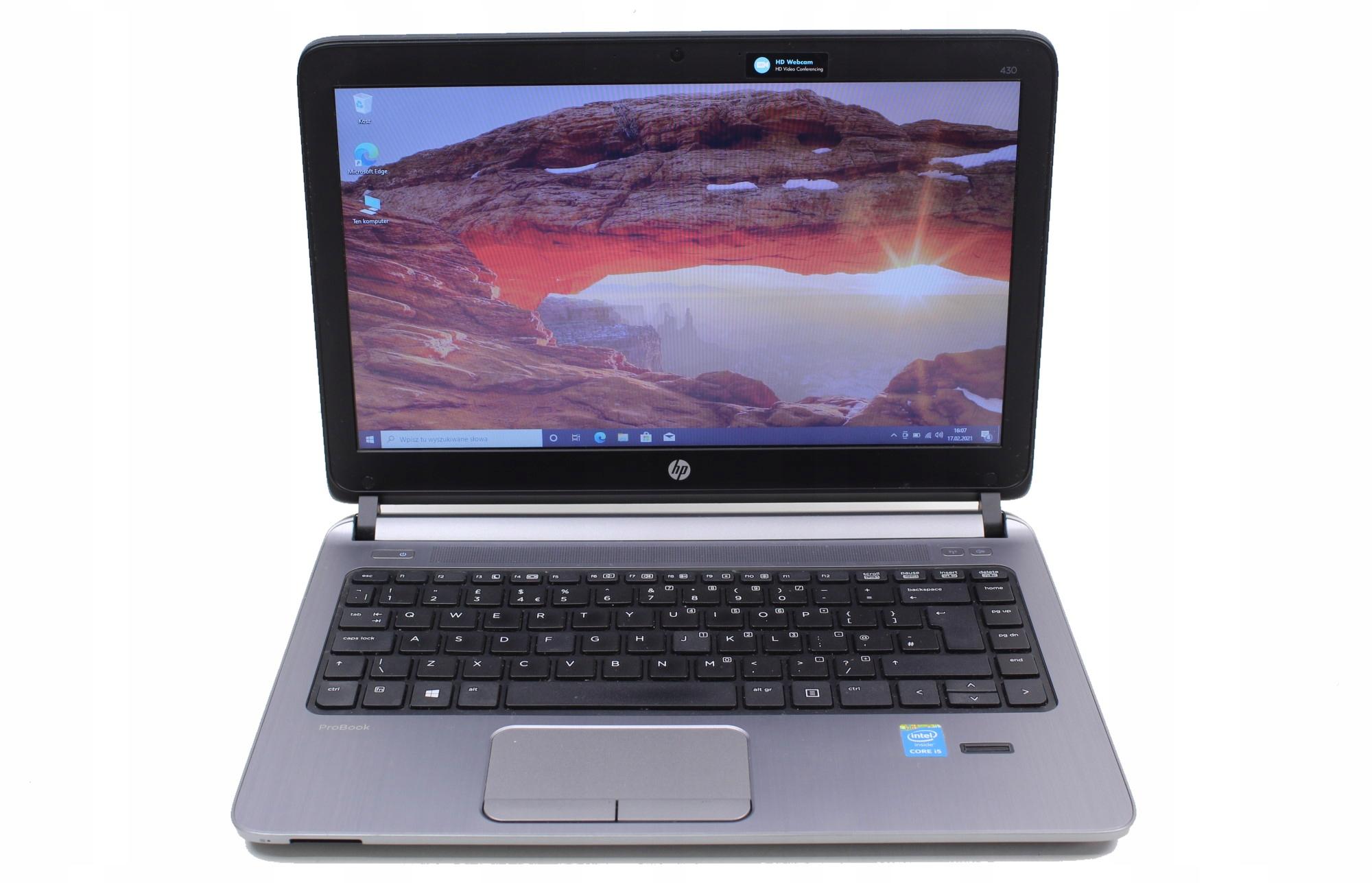 Купить HP ProBook 430 G2 i5-5200U 4 ГБ ОЗУ, 240 ГБ SSD на Otpravka - цены и фото - доставка из Польши и стран Европы в Украину.
