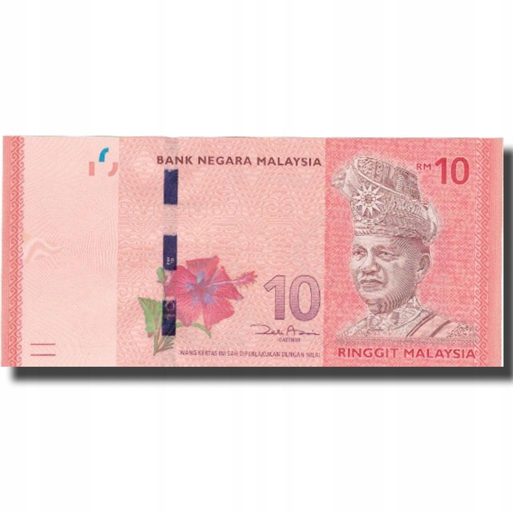 Банкнота, Малайзия, 10 ринггит, 2012, КМ: 53, UNC (65-