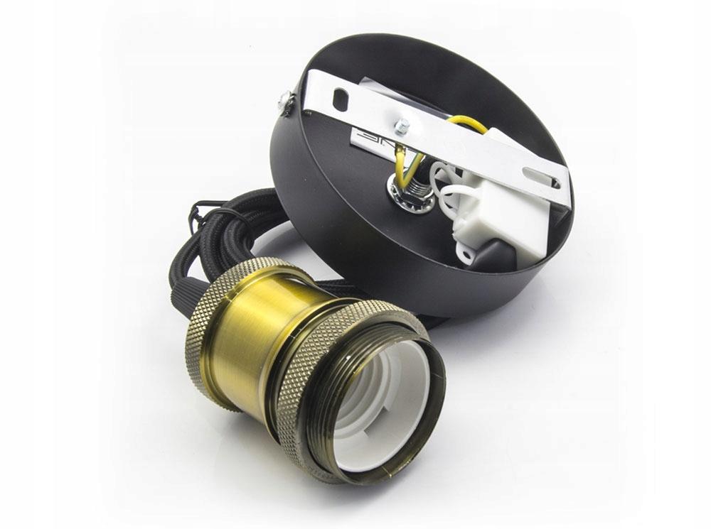 LAMPA SUFITOWA SZKLANA VASO OX ŻYRADNOL LED LOFT A EAN 5903351615631