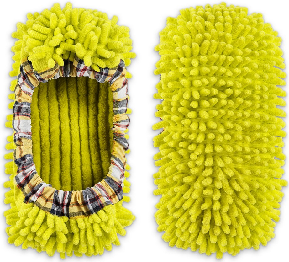 Тапочки из микрофибры Mopping Mop Nano Rovus
