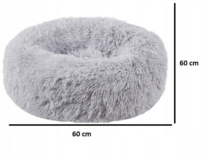 LEGOWISKO WŁOCHATE DLA PSA KOTA rozmiar M 60cm Rozmiar M