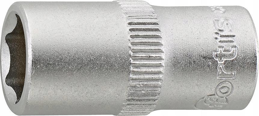 Торцевой ключ 8 мм DIN 3124 1/4 '' FORTIS