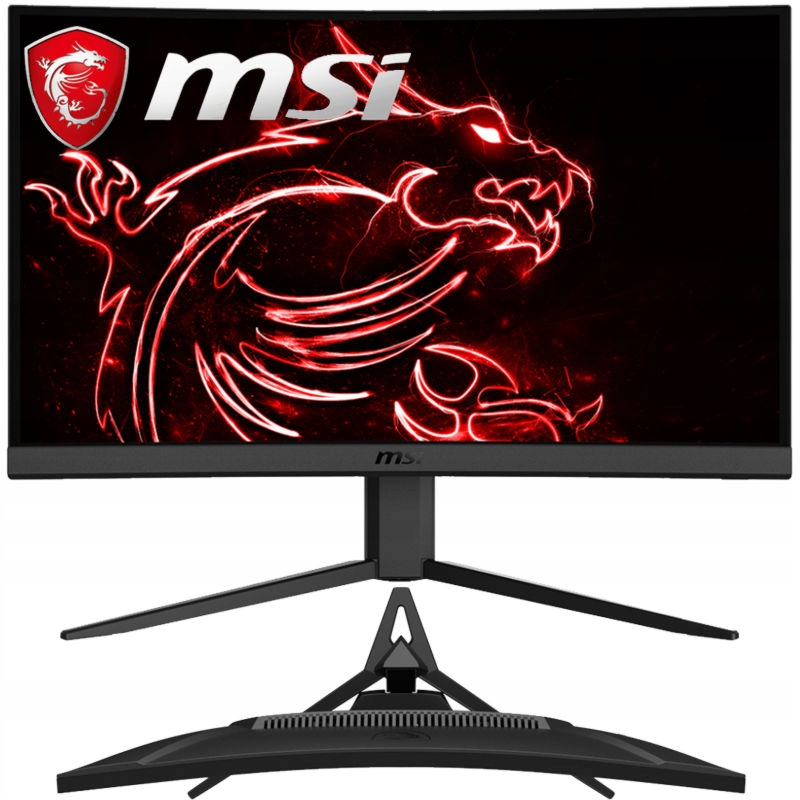 Monitor 24' MSI G24C4 Curved 144Hz 1ms Freesync