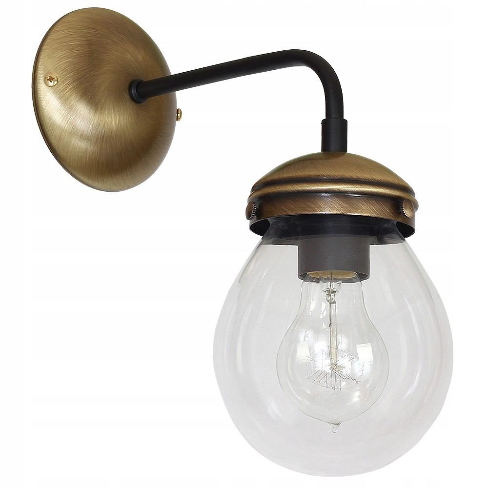 Nástenné svietidlo RETRO VINTAGE HYDRO 1887 Luminex
