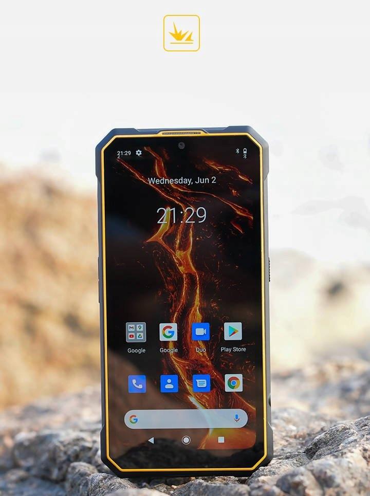 CUBOT KING KONG 5 4/32GB NFC LTE PANCERNY IP69K Kod producenta 6924136715048