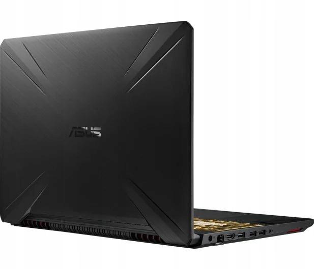 "ASUS TUF Gaming R-3550H 16GB 256 PCIe GTX1650 4GB Przekątna ekranu 15.6"""