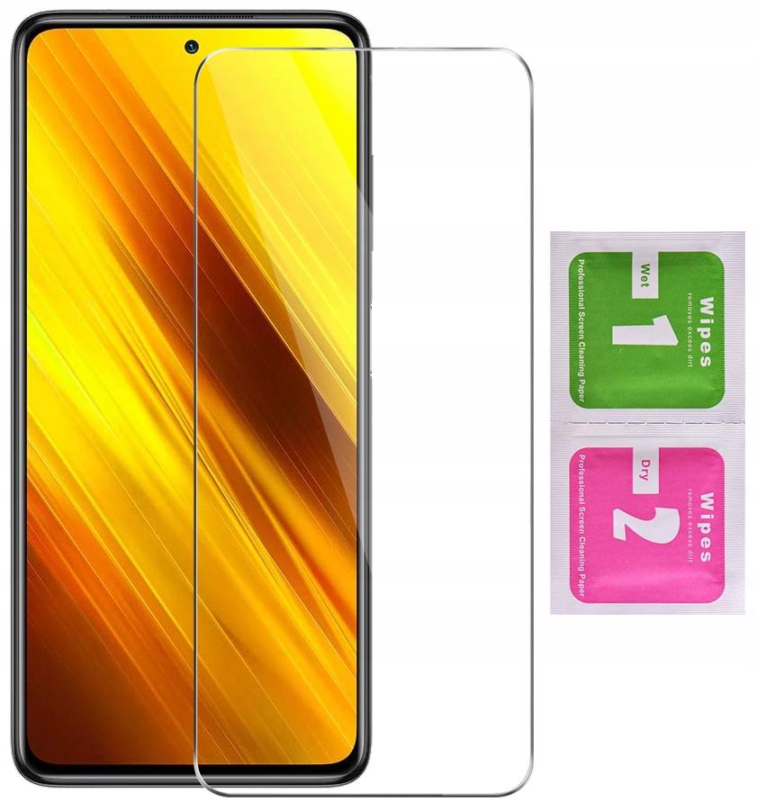 Szkło Hartowane 9H do Xiaomi POCO X3 NFC