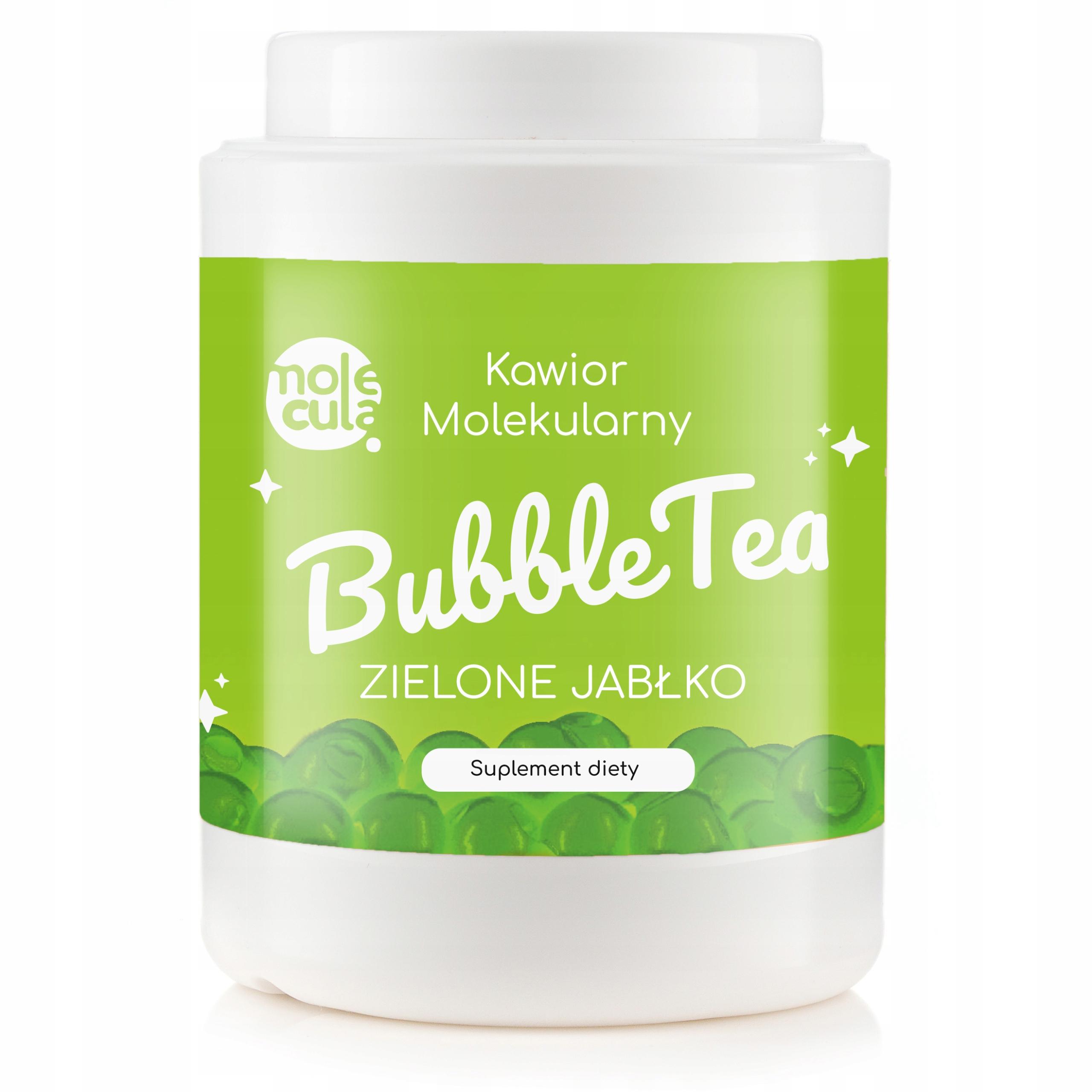 Пузырьковый чай BBs Molecular Caviar 2 KG APPLE