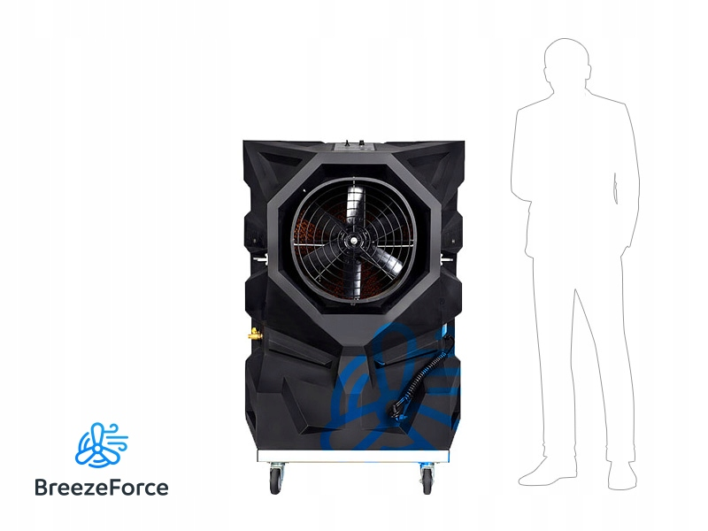 Item Portable industrial air conditioning Ewaporacyjny