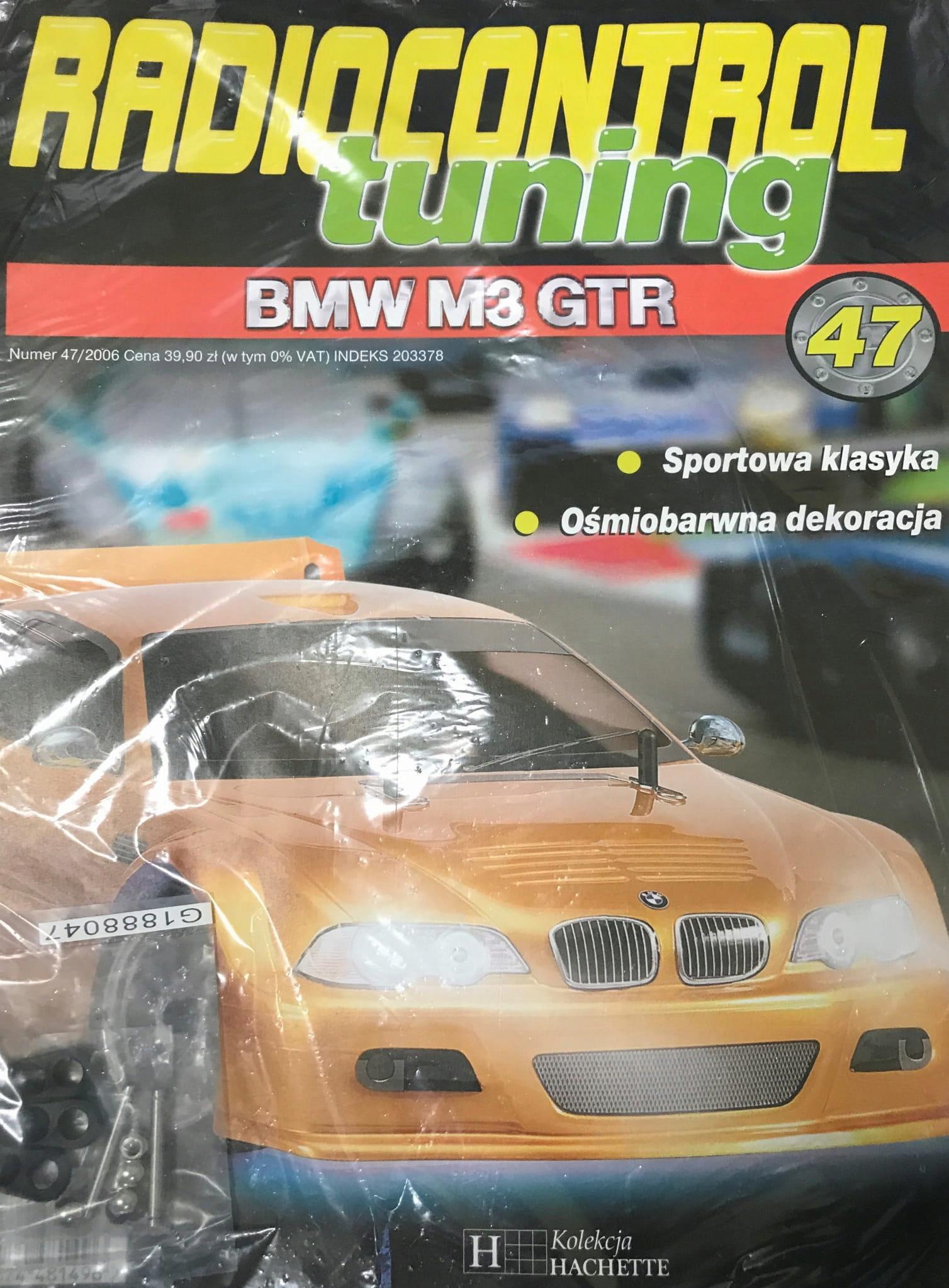 Bmw M3 Gtr Radiocontrol Tuning Nr 47 Hachette Kole 23 99 Zl Allegro Pl Raty 0 Darmowa Dostawa Ze Smart Warszawa Stan Nowy Id Oferty 9254146448