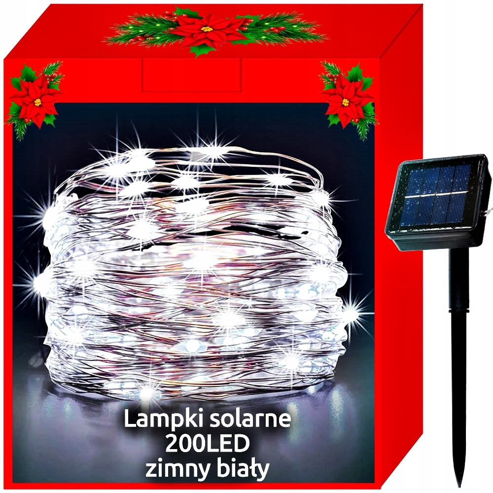 COLD SOLAR лампы WIRE WIRE 200LED OUTDOOR 22m