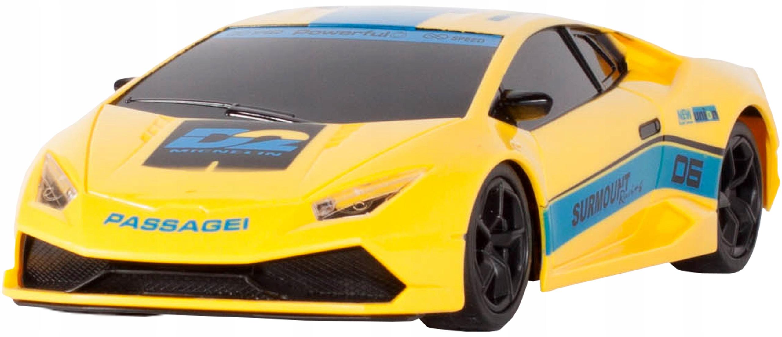 AUTO WYŚCIGOWE SAMOCHÓD ZDALNIE STEROWANY PILOT Szerokość produktu 8 cm