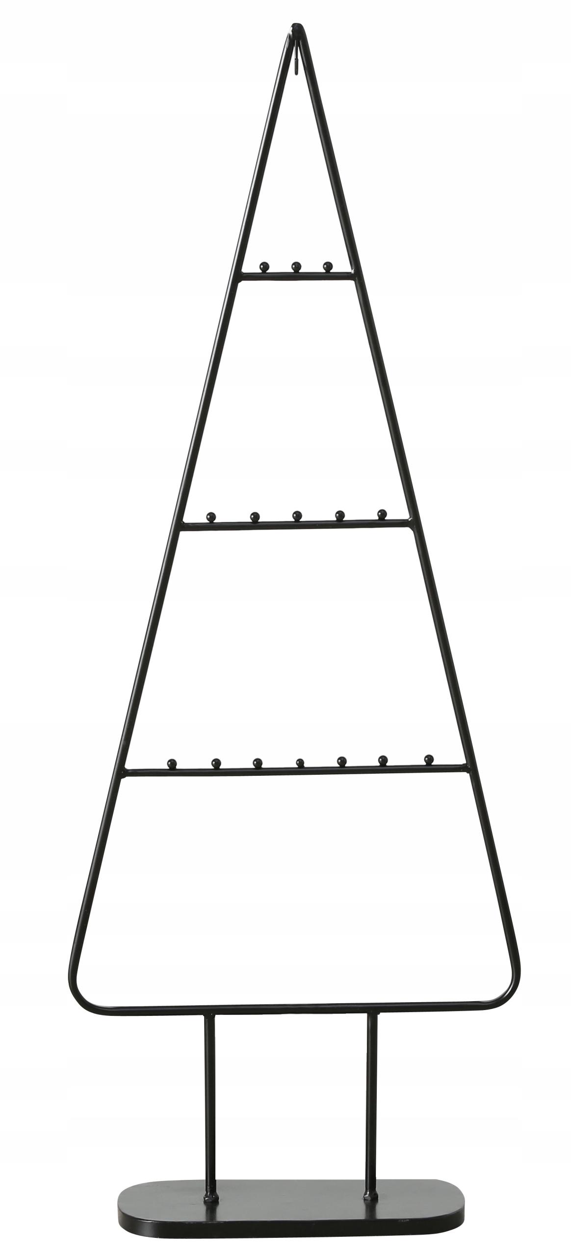 atramArt stojan na vianočný stromček na kovové ozdoby, 111 cm