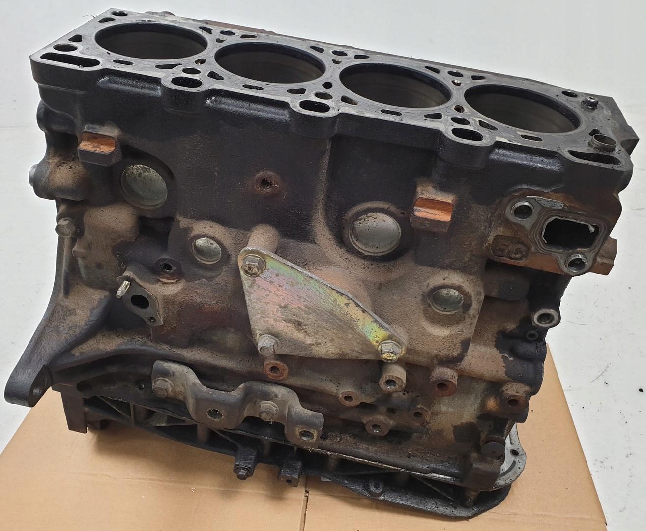 блок двигателя mazda 6 gg rf5c 20 d