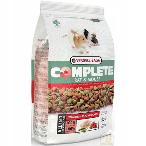 VERSELE-LAGA Granulat Rat&Mouse Complete 2kg