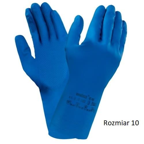 Rękawice gospodarcze rozmiar 10 ALPHATEC 87-195