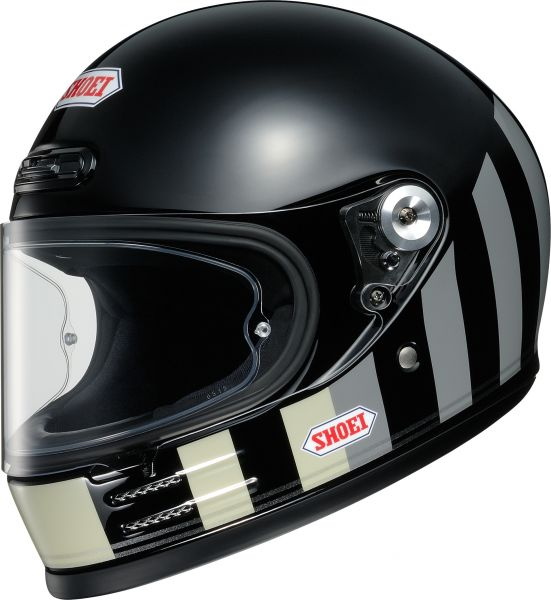 SHOEI GLAMSTER Resurrection TC-5 retro prilba L