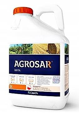 Agrosar 360 SL 5Л погубит все сорняки