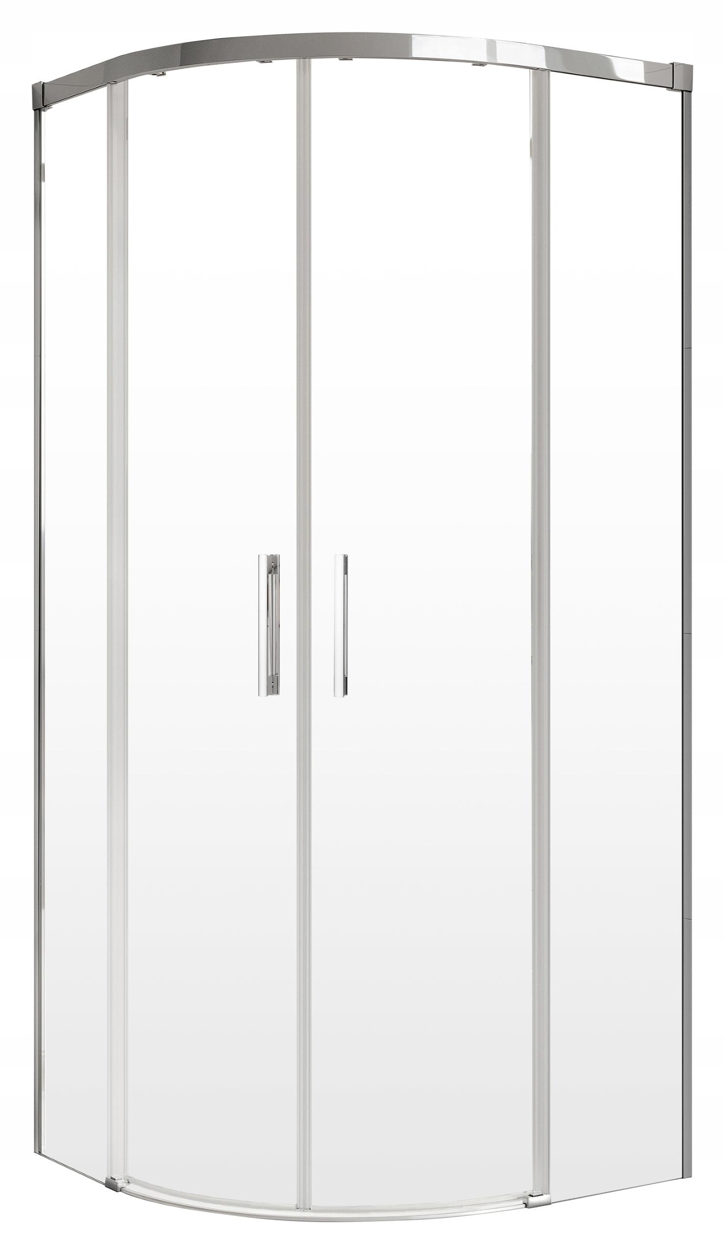 Idea PDD sprchovací kút 80x100x200,5 RADAWAY
