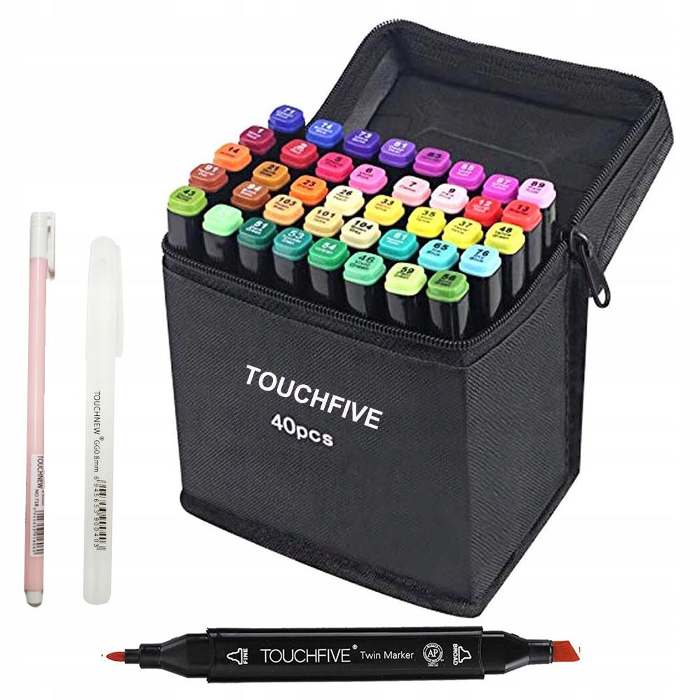 Touchfive Pisaki Zestaw Artystyczny Do Malowania 9339904872 Allegro Pl