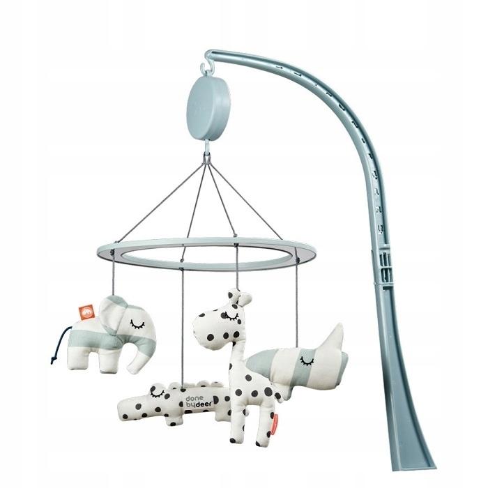 Hotovo Deer Baby kolotoč Blue 4498352