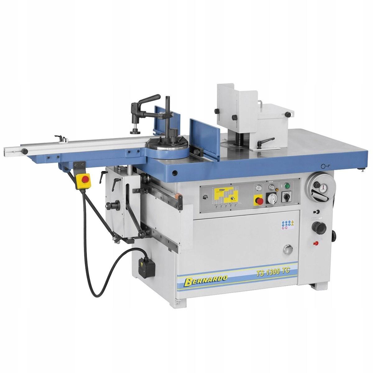 2,500x850mm stolný frézovací stroj + rohy!