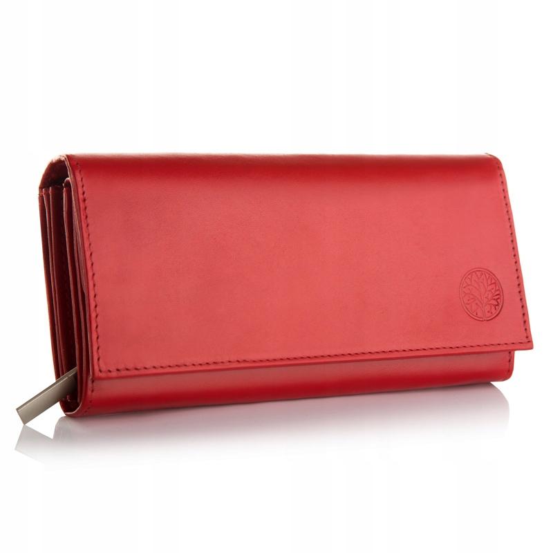 Большой женский кожаный кошелек BETLEWSKI RFID