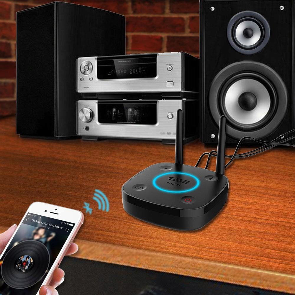 Odbiornik Audio Bluetooth 1Mii B06 PRO 60m Toslink Waga produktu z opakowaniem jednostkowym 0.4 kg