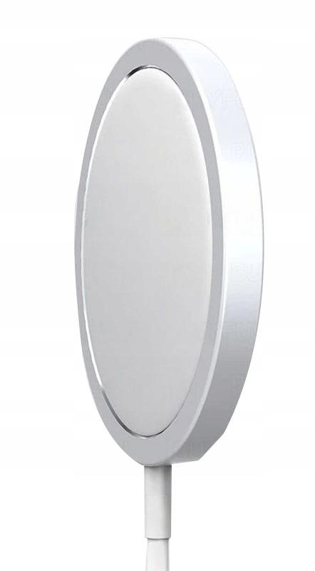 Szybka Ładowarka MagSafe iPhone 12 12 Pro Max Mini Kolor biały