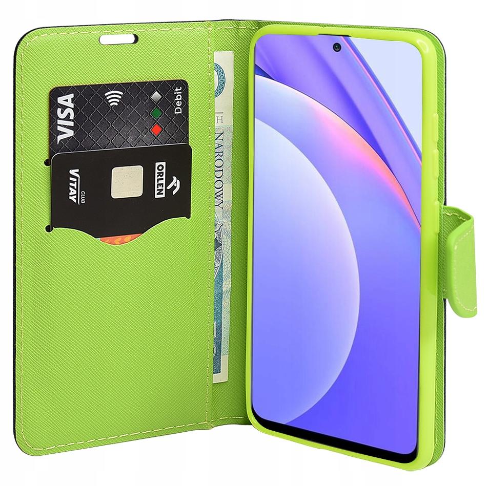 Etui do Xiaomi Mi 10T Lite 5G Fancy Case + SZKŁO Producent (Nowy) Kraina Gsm