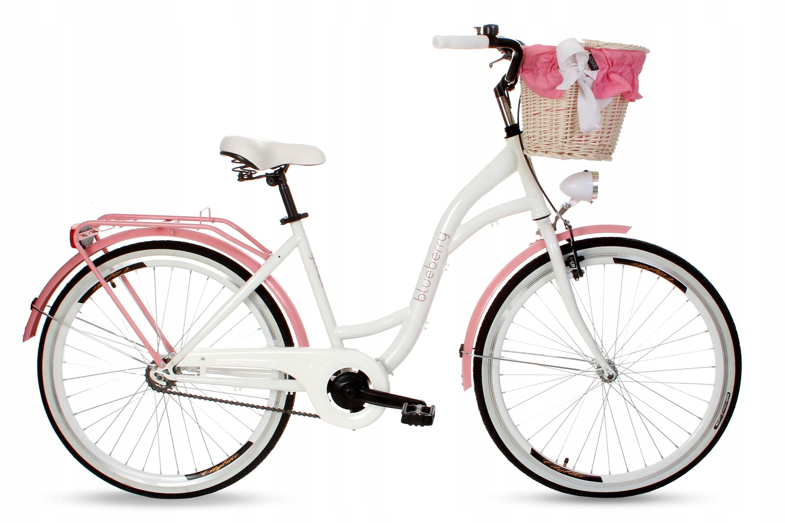 Dámsky mestský bicykel Goetze BLUEBERRY 26 košík!