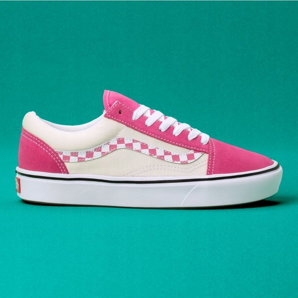 BUTY VANS OLD SKOOL (VN0A38G1VR0) CHECK FOXING