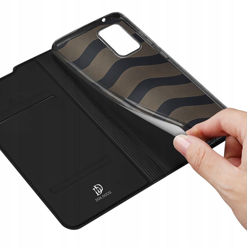 Etui z Klapką Dux Ducis do Samsung Galaxy A52 Materiał skóra ekologiczna