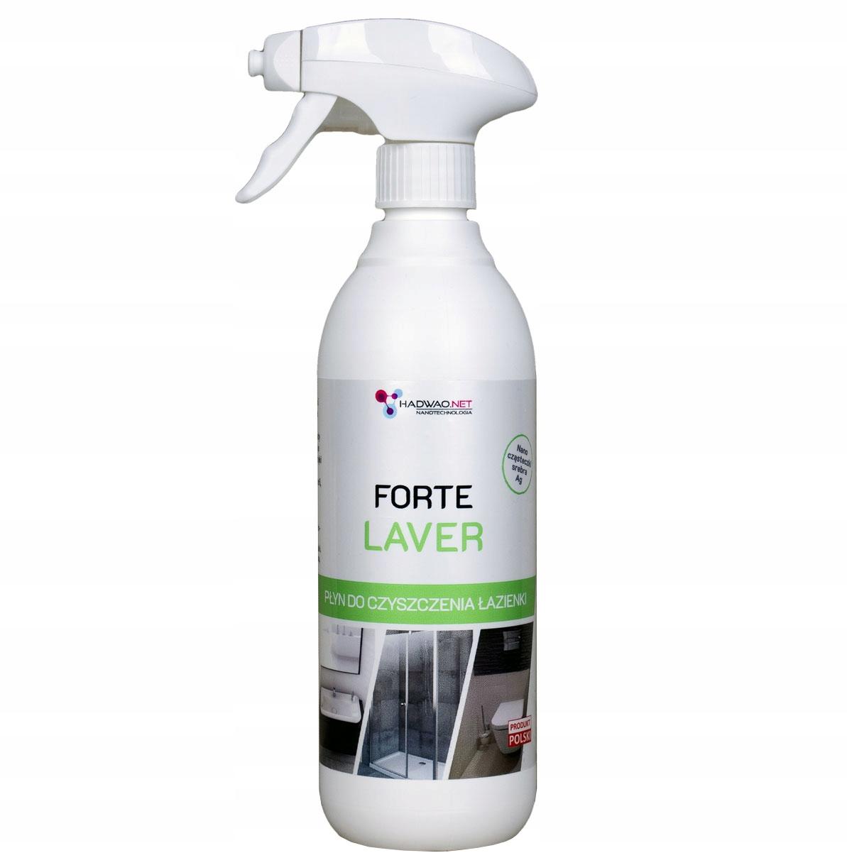 Чистящее средство для ванной, FORTE LAVER, 500 мл